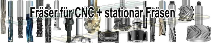 CNC Fräser Schaftfräser für CNC Bearbeitungszentrum Holzbearbeitung