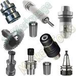 CNC Spanntechnik Werkzeugaufnahme
