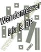 Dia Wendeplatten 12x1,5mm