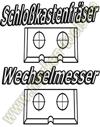 HM Wendeplatten für Schloßkastenfräser