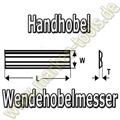 Hobelmesser für Elektro-Handhobel