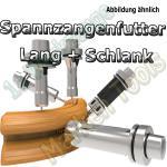 lang+schlank HSK 63E Spannzangenfutter Zeta