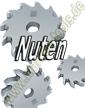 """Nutfräser """"Nutrad"""" für Holz"""