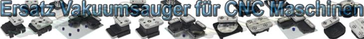 Schmalz CNC Vakuumsauger