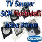 Schmalz Sauger SCM Morbidelli TV 50mm