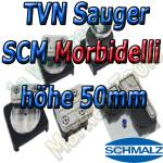Schmalz Sauger SCM Morbidelli TVN 50mm