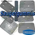 Schmalz Saugplatten für Vakuumsauger