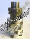 Spiralmesserkopf mit Wendeplatten