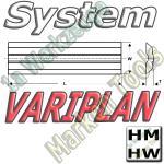 Variplan Hobelmesser System Leitz HM HW