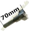 Z2+V2 Øx70mm Schaft 10mm