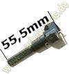 Z3+V3 Øx55.5mm Schaft 10mm