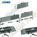 Aigner Integralanschlag für Tischfräse 650mm 500mm x 150mm