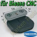 CNC Schmalz Vakuum-Sauger VCBL-B 120x50x29 TV