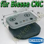 CNC Schmalz Vakuum-Sauger VCBL-B 125x75x29 TV