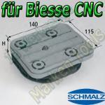 CNC Schmalz Vakuum-Sauger VCBL-B 140x115x48 TV