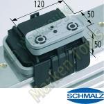 CNC Schmalz Vakuum-Sauger VCBL-K1 120x50x50 L 140x115mm