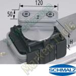 CNC Schmalz Vakuum-Sauger VCBL-K1 120x50x85 D-360 140x115mm