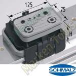 CNC Schmalz Vakuum-Sauger VCBL-K1 125x75x125 L 140x115mm