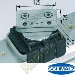 CNC Schmalz Vakuum-Sauger VCBL-K1 125x75x50 D-360 140x115mm