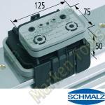 CNC Schmalz Vakuum-Sauger VCBL-K1 125x75x50 L 140x115mm