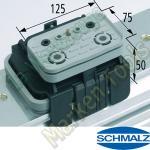 CNC Schmalz Vakuum-Sauger VCBL-K1 125x75x50 L TV 140x115mm