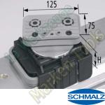 CNC Schmalz Vakuum-Sauger VCBL-K1 125x75x85 D-360 140x115mm