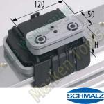 CNC Schmalz Vakuum-Sauger VCBL-K2 120x50x125 L 140x115mm