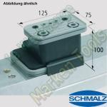 CNC Schmalz Vakuum-Sauger VCBL-K2 125x75x100 L 140x115mm