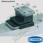 CNC Schmalz Vakuum-Sauger VCBL-K2 125x75x100 Q 160x115mm