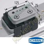 CNC Schmalz Vakuum-Sauger VCBL-K2 125x75x125 L 140x115mm