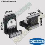 CNC Schmalz Vakuum-Sauger VCBL-K2 130x30x100 D-360 160x115mm