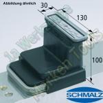 CNC Schmalz Vakuum-Sauger VCBL-K2 130x30x100 Q 160x115mm