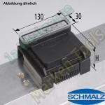 CNC Schmalz Vakuum-Sauger VCBL-K2 130x30x50 L 140x115mm