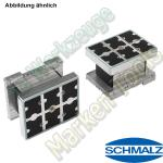 CNC Schmalz Vakuum-Sauger VCBL-A-K2 160x115x100  160x115mm für Massivholz