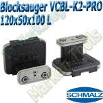 CNC Schmalz Vakuum-Sauger VCBL-K2-PRO 120x50x100 L 160x115mm