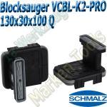 CNC Schmalz Vakuum-Sauger VCBL-K2-PRO 130x30x100 Q 160x115mm