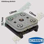 CNC Schmalz Vakuum-Sauger VCBL-S1 120x120x32,7