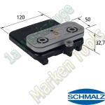CNC Schmalz Vakuum-Sauger VCBL-S1 120x50x32,7  Q mit Schlauchanschluß