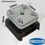 CNC Schmalz Vakuum-Sauger VCBL-S4 140x130x50 L