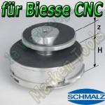 CNC Schmalz Vakuum-Spanner VCMC-B Ø120 H=74mm