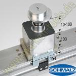 CNC Schmalz Vakuum-Sauger VCMC-K2 154x128x100 10-100 FI