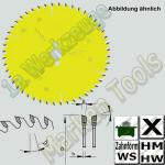 HM HW PTFE- beschichtetes Besäum- und Fertigschnitt- Sägeblatt Ø300x3,2x2,2xØ30 Z=48 WS NL Combi3