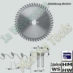Stehle HM HW Sägeblatt zur Kantenbearbeitung o.Senkung Ø160x3,2x2,2xØ22 Z=48 WS z.B. IMA