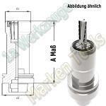 HSK63E Spannzangenfutter A=60mm D=48mm Zeta Innenmutter Spannzange ER32/470E