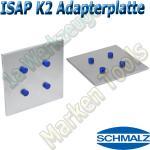 Schmalz Adapter-Plate K2 Innospann ISAP-K2 200x200x28mm