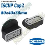 Schmalz Innospann Sauger-Cup ISCUP Cup-2 80 x 40 mm Höhe 30 mm