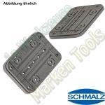 Schmalz Saugplatte für Vakuum Sauger UNTEN VCSP-U 160x115x16.5 VCBL-K2-PRO