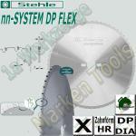 Stehle nn-SYSTEM Dia DP Flex Sägeblatt Ø190mm x 2,5 x 2,0 x 30mm Z=36 Combi 2