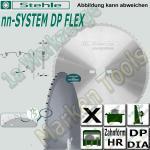 Stehle nn-SYSTEM Dia DP Flex Sägeblatt Ø250mm x 2,5 x 2,0 x 30mm Z=50 Combi 2