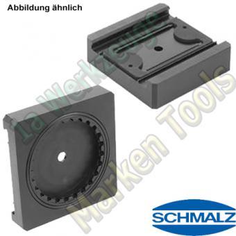 Schmalz Adapter-Platte für SCM Morbidelli TVN System für Blocksauger VCBL-B S4-145x145x21